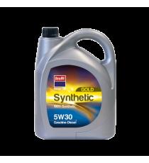 Aceite Sintético 5W30 5 Litros Krafft Synthetic Gold