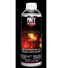 Spray Negro Anticalórico 600º