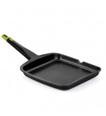 Grill Liso Foodie 22 CM