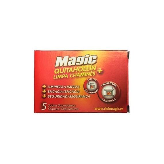 Sobres Antihollin Magic Chimeneas