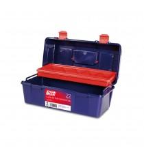 Caja De Herramientas Plástico Modelo 22