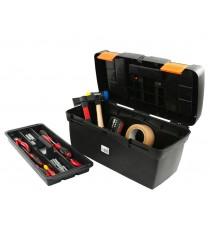 Caja De Herramientas Básica Toolbox Tayg