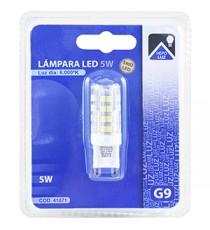 Lámpara Led Lineal G9 5W 6000K Blanca