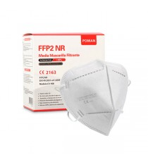Mascarillas De Alta Protección FFP2 NR 20 Unidades
