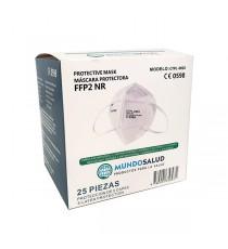 Mascarillas De Alta Protección FFP2 NR 25 Unidades
