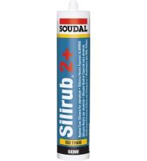 Silicona Neutra Silirub 2+ Bronce ISO 11600 300 ML