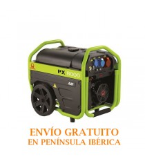 Generador Portátil Profesional 400 V Pramac PX 8000