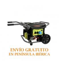 Generador Portátil A Gasolina Pramac WX 6200 ES