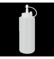 Botellín De Plástico Para Salsas 375 ML