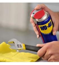 Lubricante Multiusos WD-40 Doble Accion Spray 500 ML