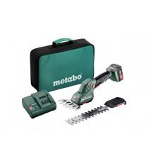 Tijeras Cortasetos 2 En 1 A Batería PowerMaxx SGS 12 Q Metabo