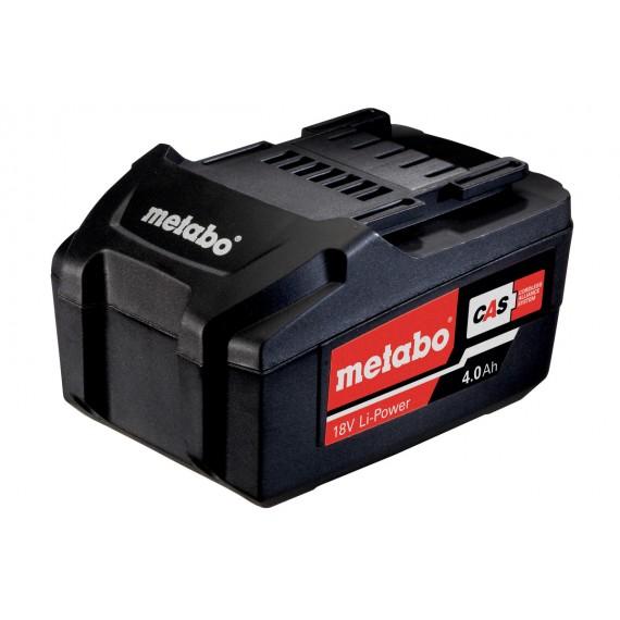 Batería De Litio Metabo 18 V 4 Ah