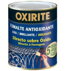 Esmalte Oxirite Liso Brillante Blanco 750 ML