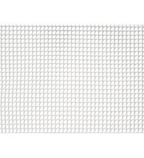 Malla A Cuadrados Blanca Premium 1 x 25 Metros 5 x 5 MM