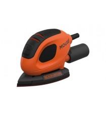Lijadora Orbital Mouse 55 W Black+Decker