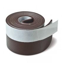Burlete De PVC Expandido Marrón 38 MM x 1 M