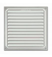 Rejilla de Ventilación Aluminio Adhesiva 20 x 20 MM