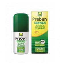 Repelente Anti Mosquitos en Spray Preben 100 ML