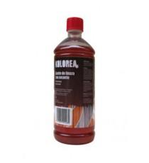 Aceite De Linaza Con Secante 1 Litro