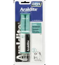 Adhesivo Epoxi Transparente 24 ML Ceys Araldite