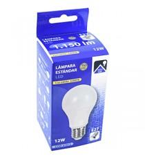Lámpara Led Estándar 12 W E27 3000 K