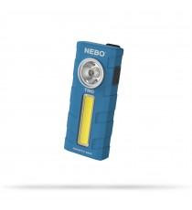 Linterna De Petaca Tino Azul 300 Lumen