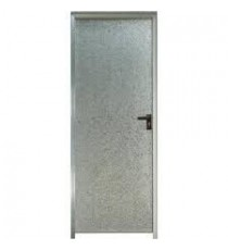 Puerta galvanizada 700x1800
