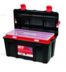 Caja De Herramientas Plástico Modelo 31 Tayg