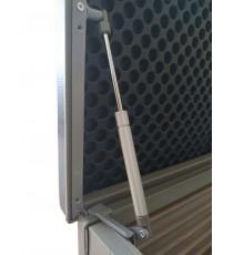 Arcón de Resina Lift con Asiento Y Amortiguadores 390 Litros