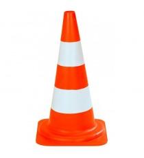 Cono de Polietileno Naranja 54 cm