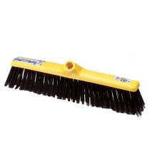 Cepillo Barrendero 500 MM Fibra Negra