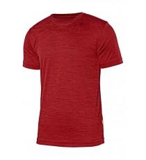 Camiseta Técnica Roja Jaspeada