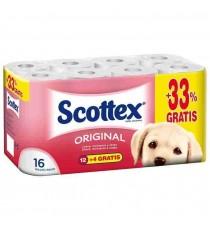 Papel higiénico SCOTTEX Original