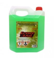 Refrigerante Anticongelante 30% Verde 5 Litros