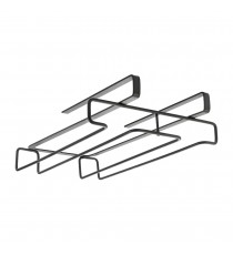 Estante Colgante Para Copas My-Glass Lava Metaltex