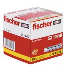 Taco De Nylon SX-10 x 50 Fischer 50 Unidades