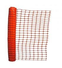 Malla de señalización naranja 1 x 50 M