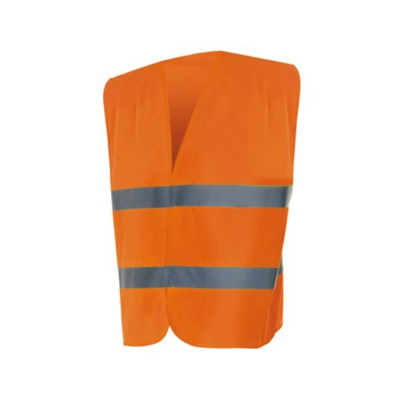 Chaleco De Alta Visibilidad Naranja XL/XXL