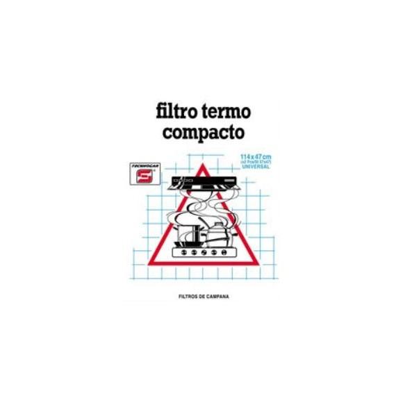 Filtro Termo Compacto Campana Universal