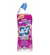 WC Gel ACE con lejía 700ml Perfume fresco