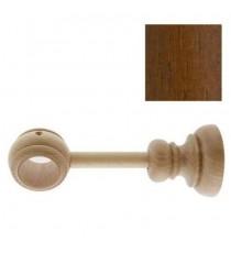 Soporte madera extensible 20 mm Nogal