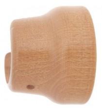 Soporte madera lateral 28 mm Pino