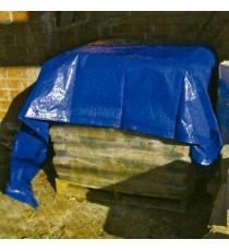 Toldo De Polietileno Con Ojales 90GR 6 x 10 M Azul/Verde