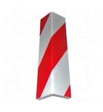 Banda protectora para esquina de parking 16 x 38 cm SILBOR