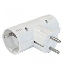 Adaptador doble Schucko