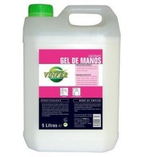 Gel Doril Profesional 5000ml Uso corporal y manos