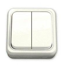 Doble interruptor Serie 65