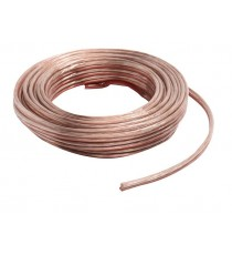 Cable altavoces 1.0mm2 3.0x6.0mm 10mts ExtraStar