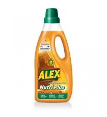 Limpiador jabonoso Nutri Plus ALEX Para muebles y superfícies de madera 1000 ml