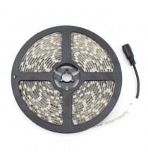 Tira LED 7.2W 30LED/m 3m IP44 Luz Cálida con Mando, Controlador y Fuente de Alimentación OSSUN